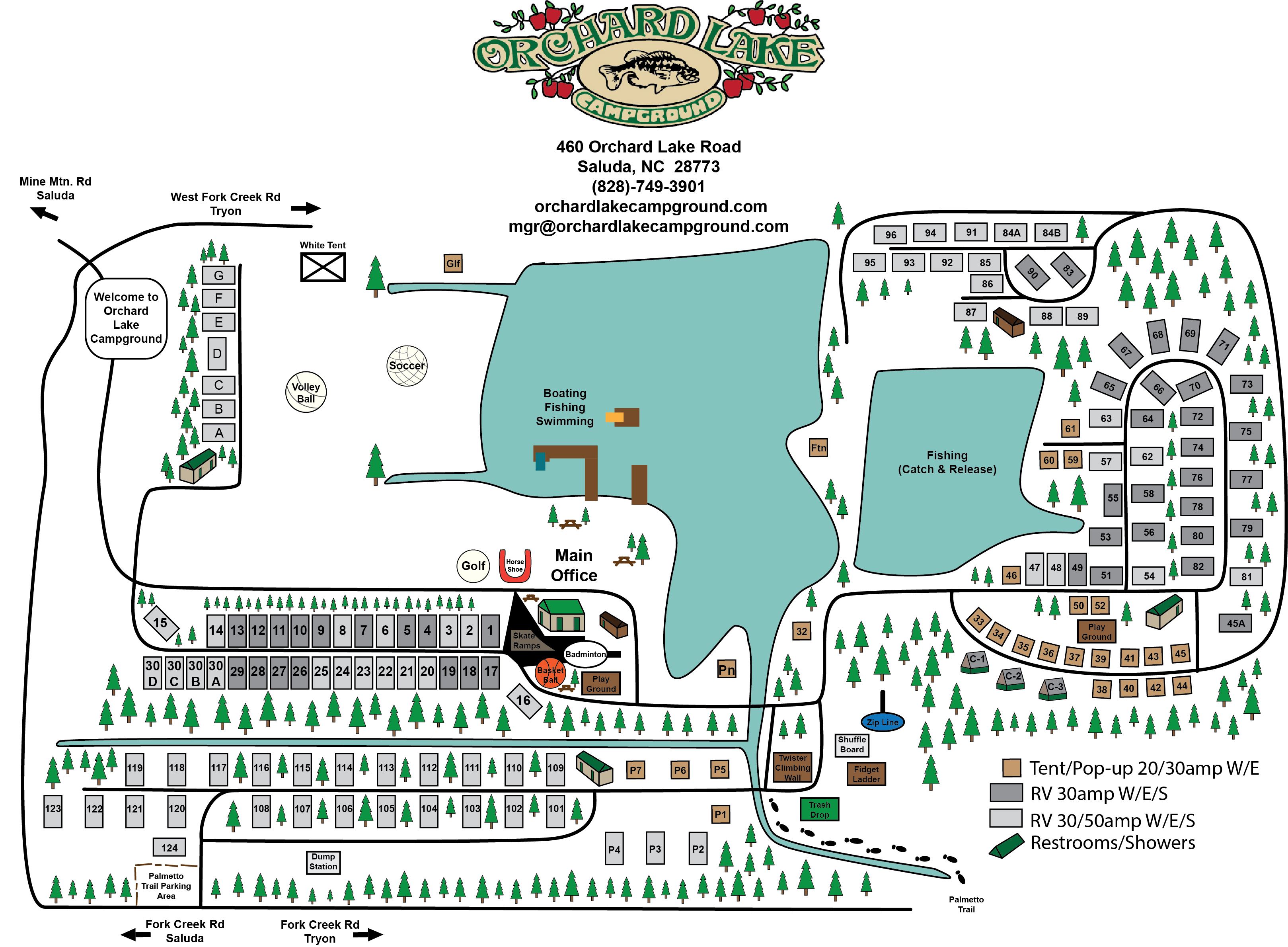 OLC Map