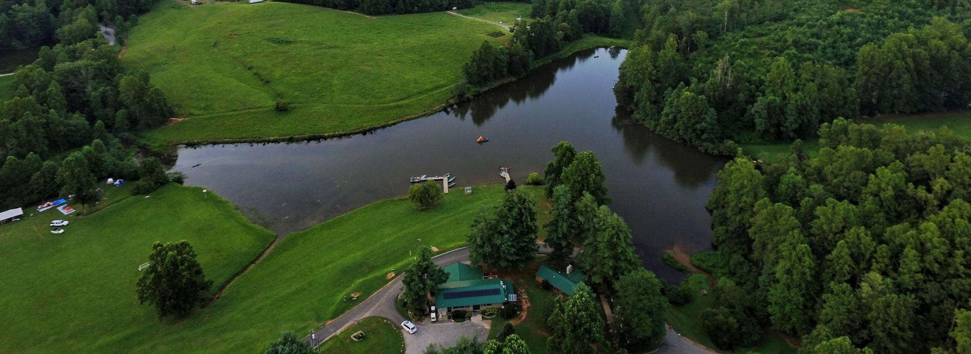 Orchard Lake Campground - Saluda, North Carolina - Activities